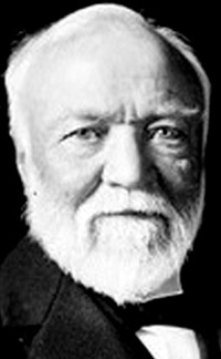 andrew carnegie biography essay prompt