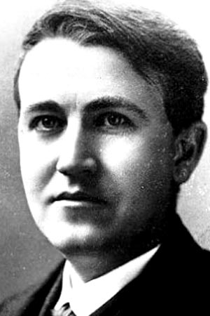 thomas edison quotes on failure. Astrology of Thomas Alva