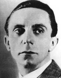 a biography of paul joseph goebbles Joseph goebbels biography  paul joseph goebbels joseph goebbels was nazi germany's minister of propaganda and a member of adolf hitler's inner circle during .