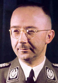 heinrich himmler bio essay The head of all the nazi police forces was heinrich himmler himmler also managed to take control of the prussian police away from thus the ciano papers.
