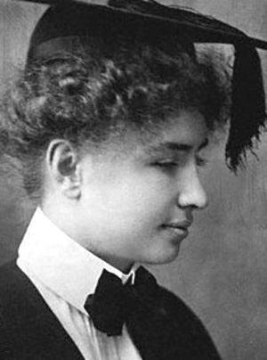 Astrology of Helen Keller with horoscope chart, quotes, biography ...