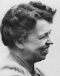 Essay on Eleanor Roosevelt